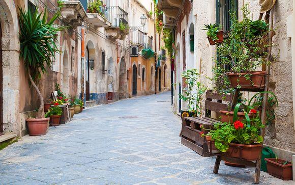 Poussez les portes de l'Appart'hôtel AllegroItalia Siracusa Ortigia 4* (ou similaire)