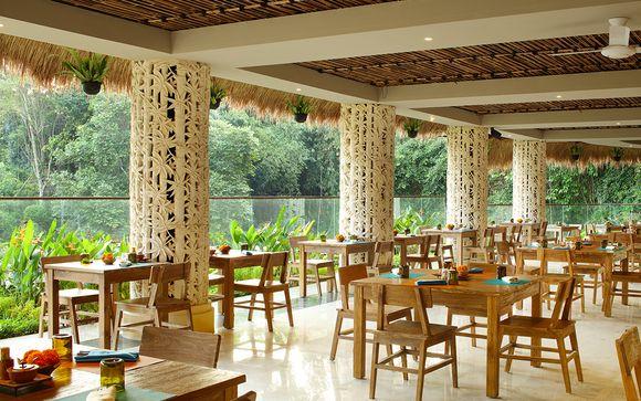 Poussez les portes de l'hôtel Sthala Ubud 5*