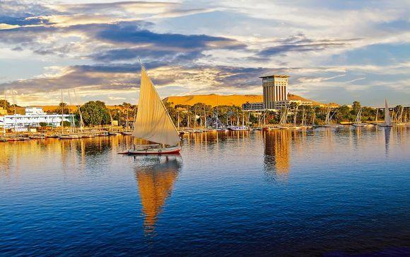 Combiné croisière sur le Nil et extensions en mer Rouge