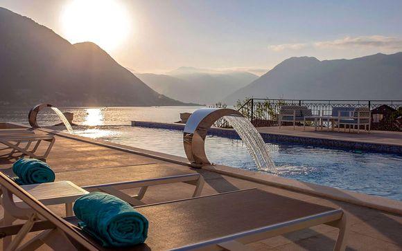 HUMA Hotel Kotor Bay 5*