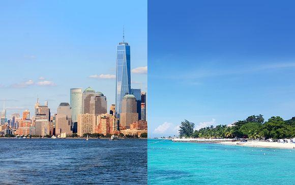 Jamaïque Kingston - Combiné New-York et Jamaique  à partir de 1 495,00 € (1495.00 EUR€)