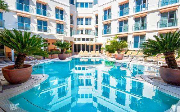 Hôtel Plymouth Miami 4* avec croisière possible aux Bahamas