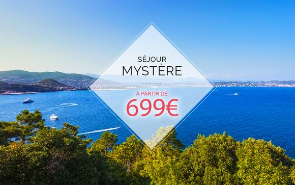 Séjour mystère Pierre & Vacances