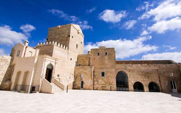 Poussez les portes de l'hôtel Masseria Fortificata San Francesco 4*