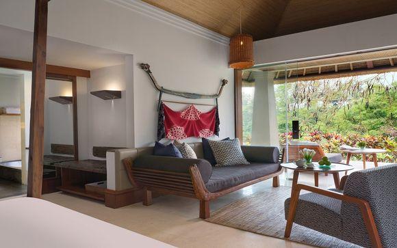 Poussez les portes du Maya Ubud Resort & Spa 5*