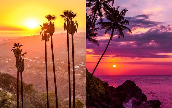 Hôtels Luxe Rodeo Drive 4* et Royal Hawaiian 5*
