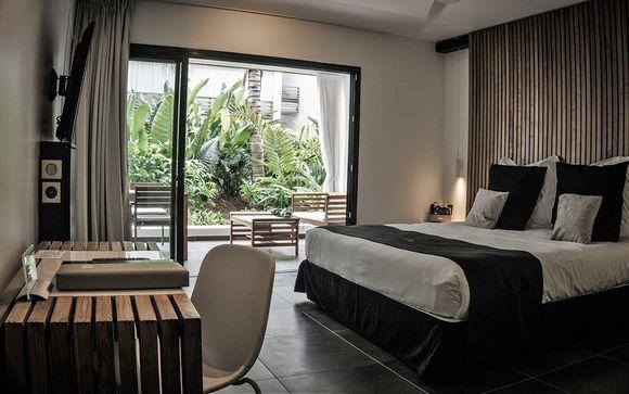 Poussez les portes de l'hôtel-résidence Ness by D-Ocean 4* à la Réunion