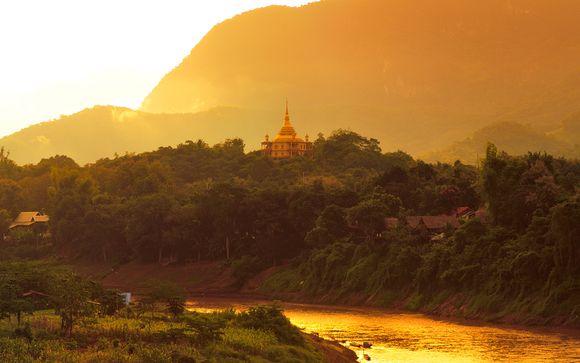 Zoom sur votre programme avec extension à Luang Prabang 14 jours/13 nuits