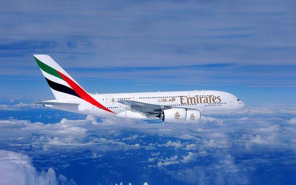 La compagnie Emirates