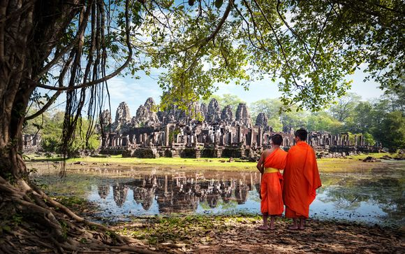 Zoom sur votre programme au départ de Siem Reap