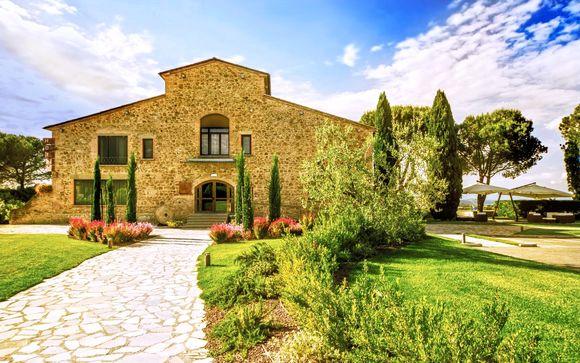 Italie Montaione - Hôtel La Tabaccaia 4* - Resort Castelfalfi à partir de 133,00 €