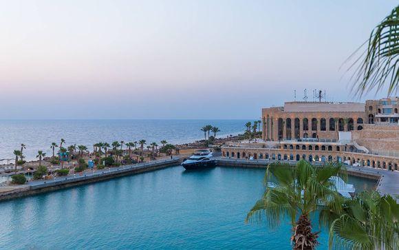 Votre extension à l'hôtel Albatros Citadel Sahl Hasheesh 5*