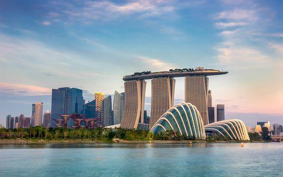 Rendez-vous... à Singapour