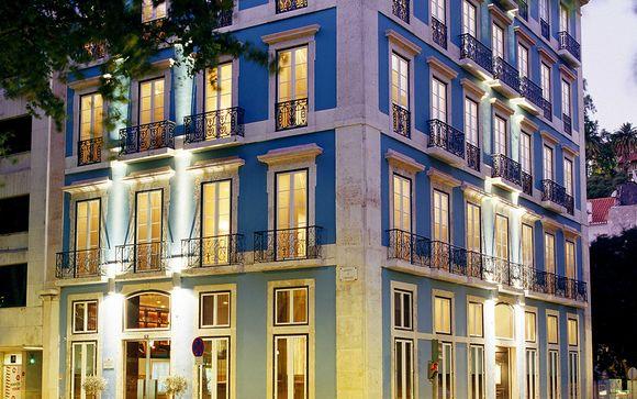 Hôtel Heritage Avenida Liberdade 4*