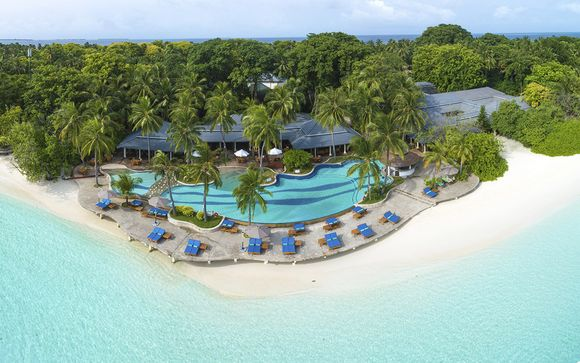 Votre extension à l'hôtel Royal Island Resort & Spa aux Maldives