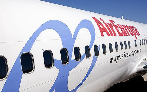 La compagnie Air Europa