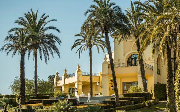 Poussez les portes de l'Hôtel Almenara 4*