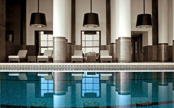 Hôtel du Lac **** - Enghien-les-Bains - France