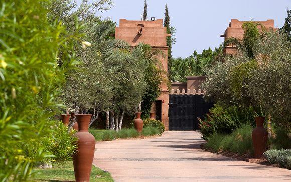 Poussez les portes de votre 5* Palais Aziza & Spa