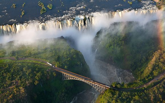 L'extension Victoria Falls Safari Lodge