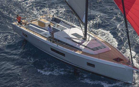 La Corse en voilier avec Skipper