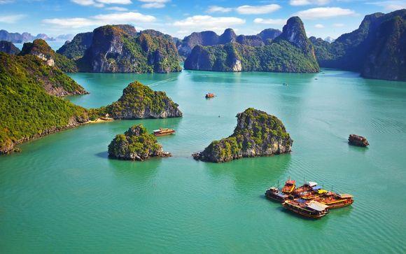 Suivez-nous... Au Vietnam et au Cambodge