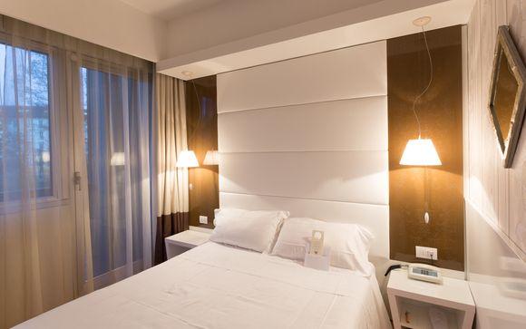 Poussez les portes du Qualys Hotel Nasco 4*
