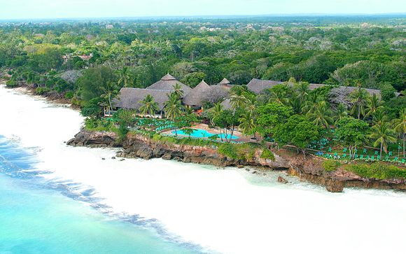 Zoom sur le programme Safari Rift Valley et Baobab Beach Resort & Spa 4*