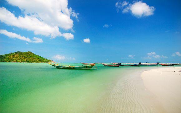 Excursion en bateau à Koh Phangan