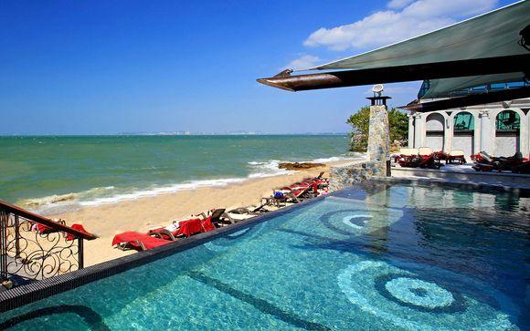Centara Grand Modus Pattaya 5*