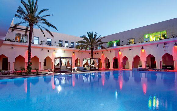 Tunisie Sousse - Hôtel Sensimar Scheherazade 4* à partir de 110,00 € (110.00 EUR€)