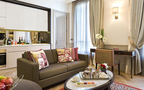 Citadines Suites Arc de Triomphe – Résidence Hôtelière de ...