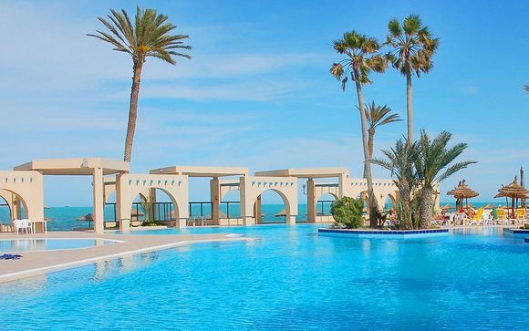 Hôtel Zita Beach 4*
