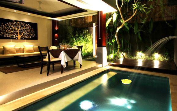 Hôtel Tanadewa Luxury Villas & Spa 4*