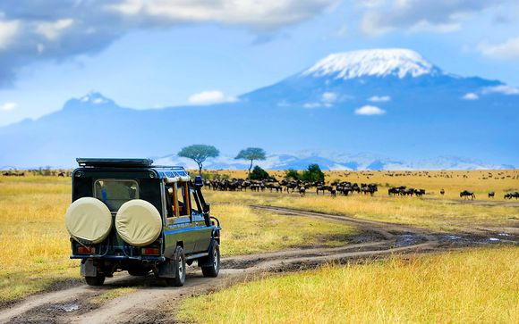 Circuit découverte du Kenya