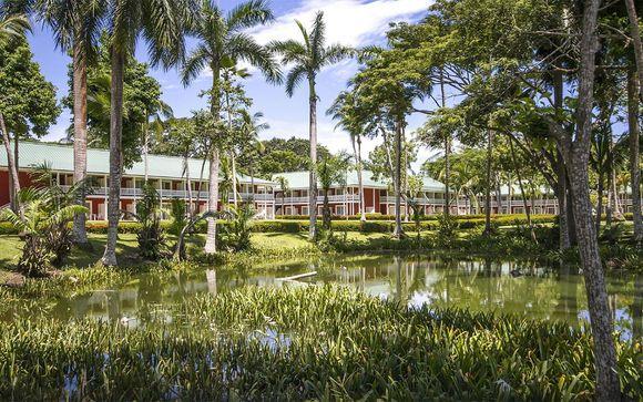 Vos extensions à l'hôtel Barcelo Tambor Beach 5* & Barcelo Langosta Beach 5*