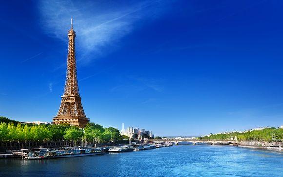 Mövenpick Hotel Paris Neuilly 4*
