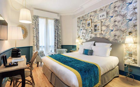 France Nice - Hôtel Villa Otero 4* à partir de 29,00 €