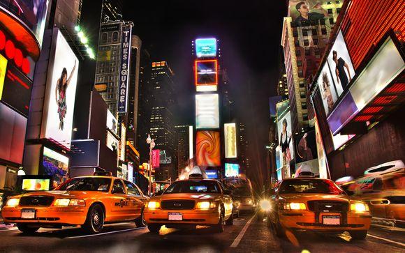 Rendez-vous à... New-York