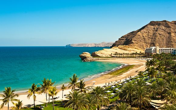Rendez-vous... en Oman