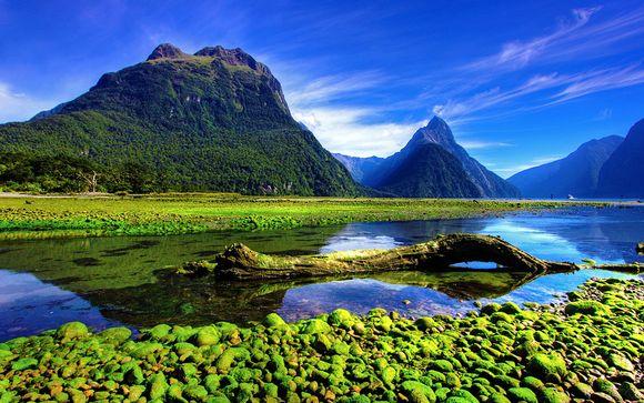 Autotour Découverte en Nouvelle Zélande avec Emirates