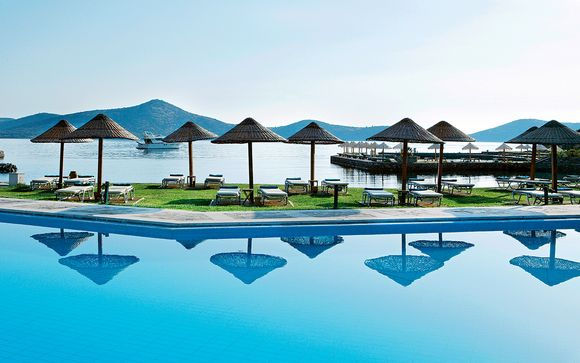 Porto Elounda Golf & Spa Resort 5* sup