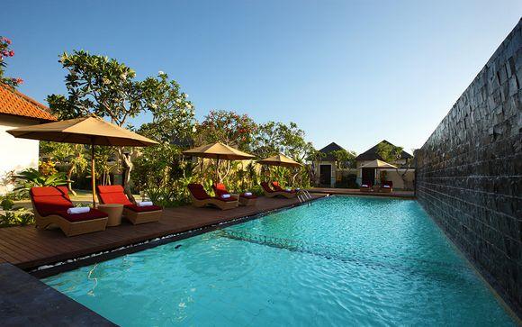 Hôtel Transera Grand Kancana Villas Resort Bali 5*