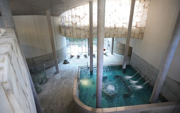Hôtel Balneario Panticosa Resort & Spa 4*
