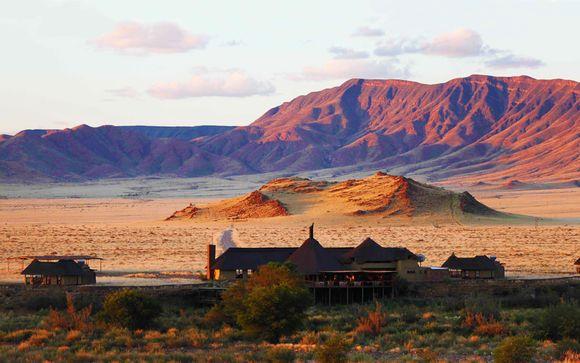 Autotour en Namibie version Standard ou Supérieure