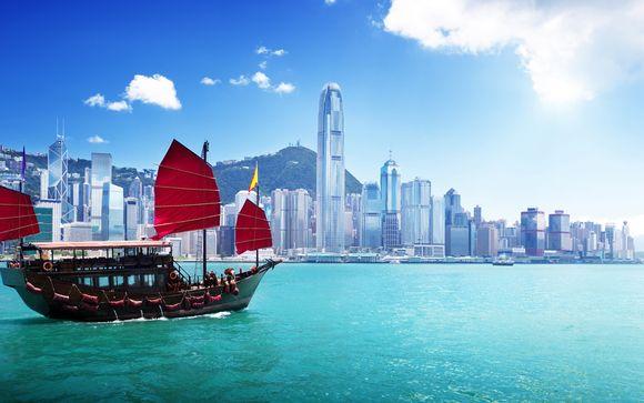 Rendez-vous... à Hong Kong et Macao
