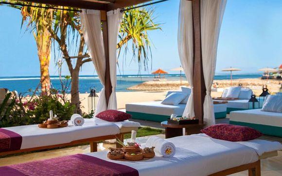 Votre extension à l'hôtel Mercure Legian 4* ou au Melia Bali Nusa Dua 5*