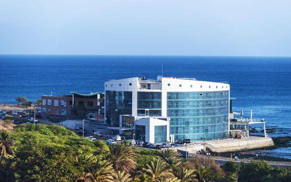 Poussez les portes de l'Hôtel Vip Praia 4*