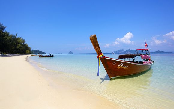 Rendez-vous... en Thailande