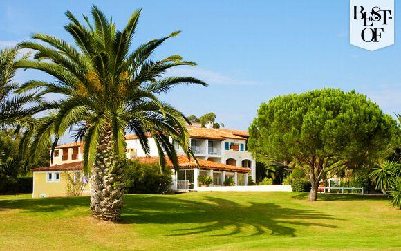 Appart'hôtel Soleil Vacances / Port Grimaud - Port Grimaud - vente-privee - hotel - promo - vente-flash